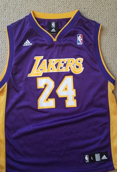 67a7ca3ced8e adidas Other - Adidas Lakers Kobe Bryant Jersey
